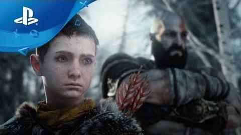 God of War - Arrow Trailer