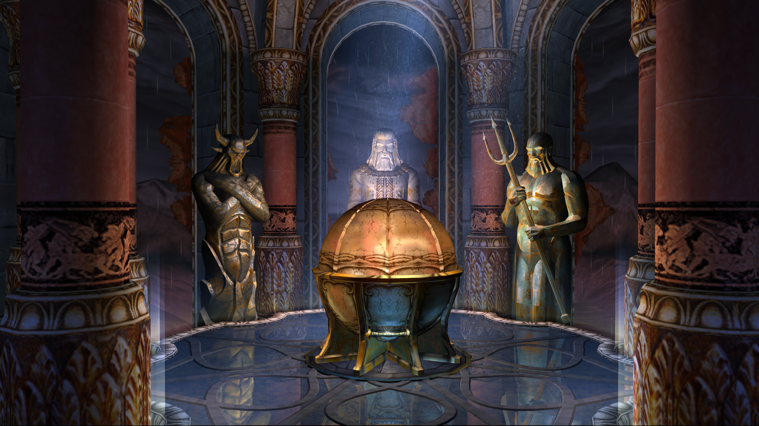 Cámara de la Caja de Pandora