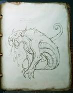 CursedTatzelwurm-CodexSketch