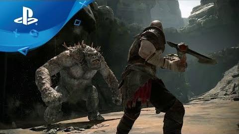 God of War - Behind the Scenes - Das neue Kampfsystem