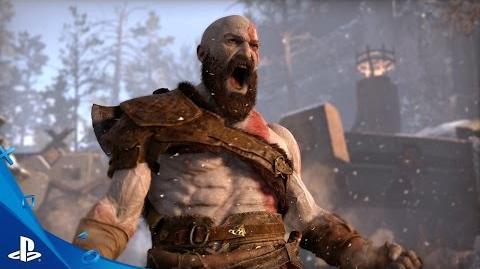 God of War - Tráiler E3 2016