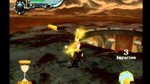 God of War Walkthrough guia Desafio de los dioses - DESAFIO DIVINO (1-10)