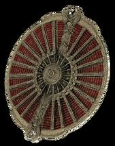 Escudo del Guardián vista interior
