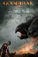 Póster del God of War- La Película