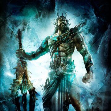 Poseidon God Of War Wiki Fandom