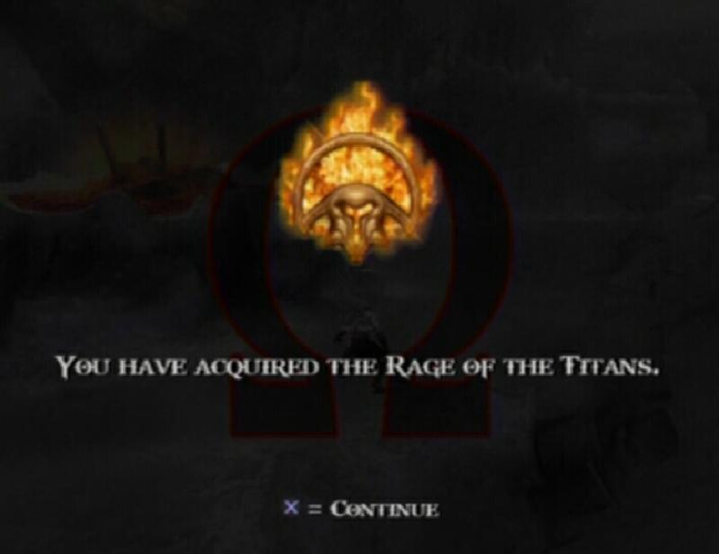 Rage of the Titans