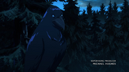 1x06 Back to Olympus Hera as a Crow