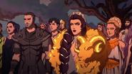 1x08 War for Olympus Gods of Olympus