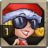 Mrs. Claws Icon