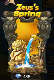 Zeus's Spring