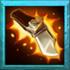 Ares' Sword Equip