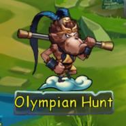 Olympian Hunt