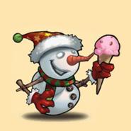 Snowman Sprite
