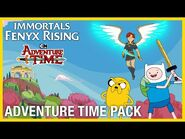 Immortals Fenyx Rising - Adventure Time Character Pack - Trailer - Ubisoft NA