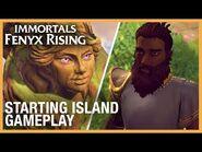 Immortals Fenyx Rising - Starting Island Gameplay - Ubisoft NA
