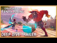 Immortals Fenyx Rising - Deep Dive Trailer - Ubisoft NA