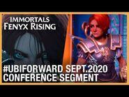 Immortals Fenyx Rising - Ubisoft Forward Segment – September 2020 - Ubisoft NA