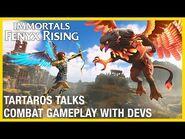 Immortals Fenyx Rising - Tartaros Talks – Combat with Dev Gameplay Deep Dive - Ubisoft NA
