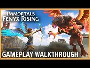 Immortals Fenyx Rising - Gameplay Walkthrough - Ubisoft Forward 2020 - Ubisoft NA