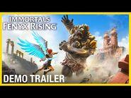 Immortals Fenyx Rising - Free Demo Trailer - Ubisoft NA