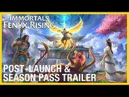 Immortals Fenyx Rising - Post Launch & Season Pass - WIP Gameplay Capture Trailer - Ubisoft NA