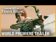 Immortals Fenyx Rising - Official World Premiere Trailer - Ubisoft Forward 2020 - Ubisoft NA