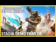 Immortals Fenyx Rising - Stadia Demo Trailer - Ubisoft NA