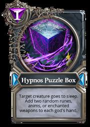 Hypnos Puzzle Box