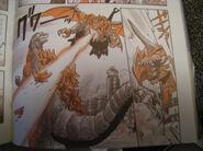 GVD Manga Stomach Beam 2