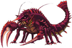 Concept Art - Godzilla Final Wars - Ebirah 1