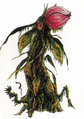 Concept Art - Godzilla vs. Biollante - Biollante Rose 7