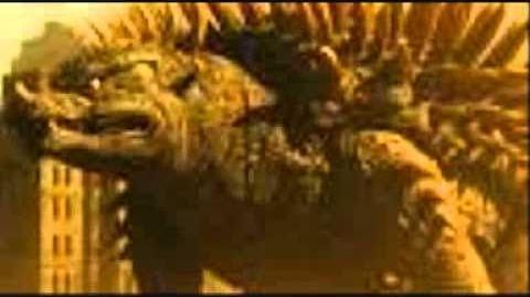 Anguirus 2004 Roars