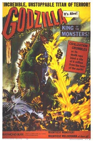 Godzilla König der Monster