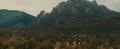 Titan under mountain trailer
