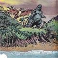 Godzilla On Monster Island (2)
