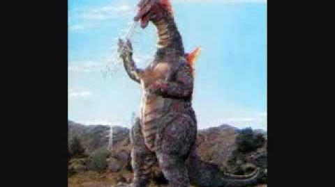 Titanosaurus' Schrei