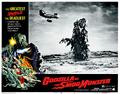 Godzilla vs. Hedorah Lobby Card United States 8