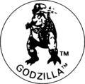 Monster Icons - Godzilla