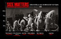 SIZE MATTERS - HOW GODZILLA HAS GROWN OVER THE YEARS -Plus Zilla Name Change Evidence-