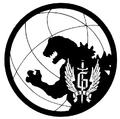 Concept Art - Godzilla vs. MechaGodzilla 2 - G-Force Logo 4
