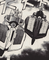M.O.G.U.E.R.A. 2 and 3 in the GvsD manga