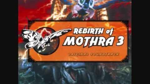 Mothra's Song (Rebirth of Mothra 3 Soundtrack OST)