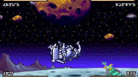Gojira Kaiju Dairantou Advance (Playthrough Kiryu Part 1 2) - Wikizilla