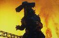 GXM - Godzilla Chomps On Train