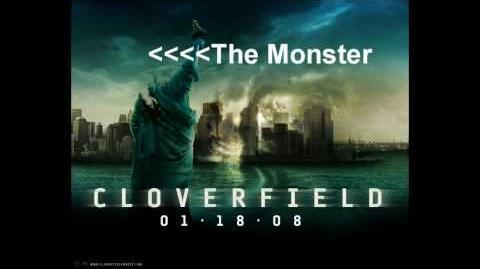 Cloverfield Monster Roar