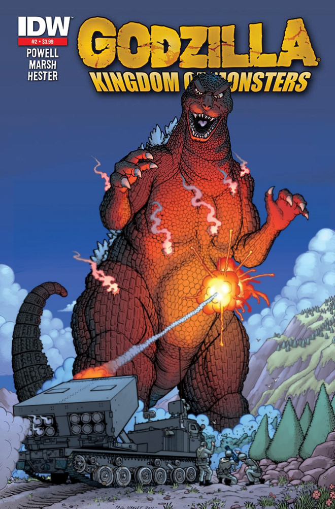 KINGDOM OF MONSTERS Issue 2 CVR Reprint.png
