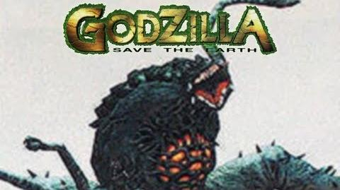 Biollante Gameplay in GODZILLA SAVE THE EARTH ~ Gigan VS