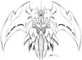 Concept Art - Godzilla vs. Destoroyah - Destoroyah 3