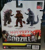 Godzilla Bandai Creation 2014-2