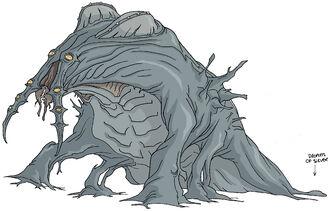 Silver Hydra Concept art